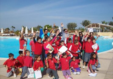 Sortie Pedagogique Ce2cm1cm2 a Coral Beach
