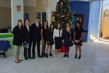 """Republican Graduation Ceremony of the National French """"Brevet"""" of 2019"""